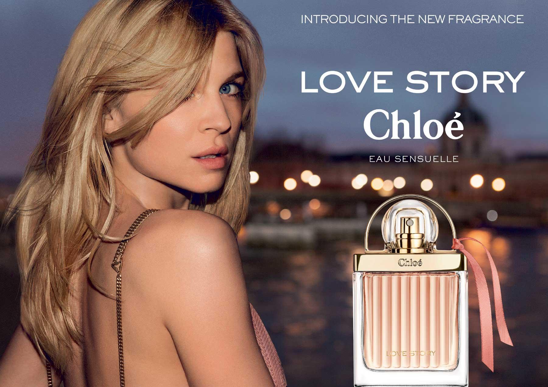 Un Femme Love Pour Nouveau Sensuelle Eau Parfum Story Chloé iZkPXu