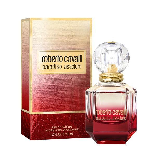 Paradiso Assoluto Roberto Cavalli Perfume A Fragrance For Women 2016