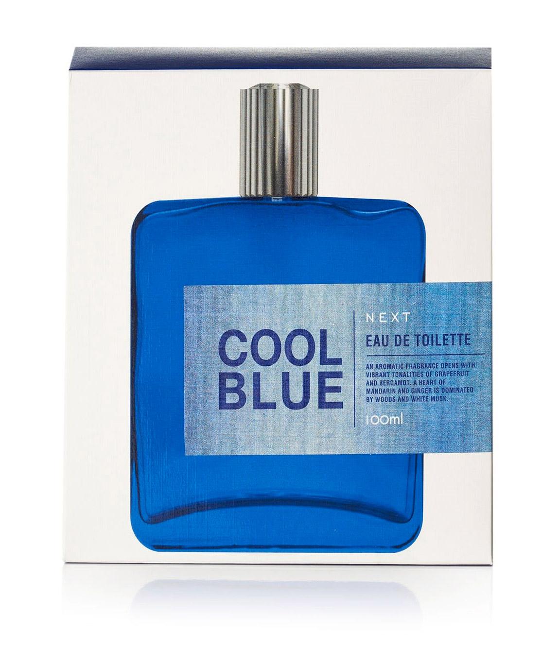Cool Blue Next Colonie Un Parfum De Barbati