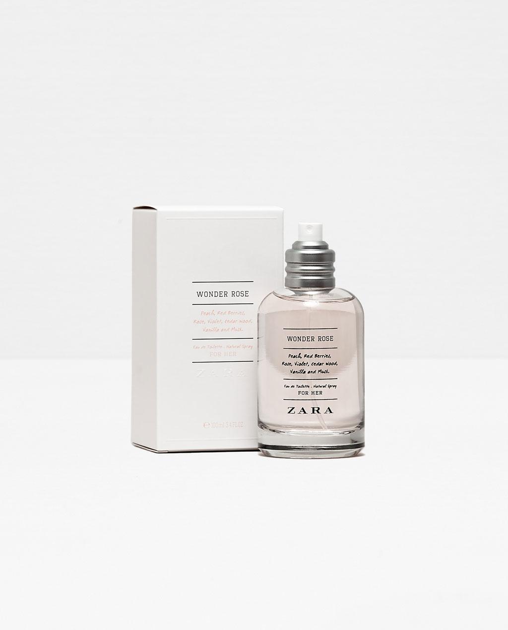 Wonder Rose Zara Perfume A Fragrance For Women 2016