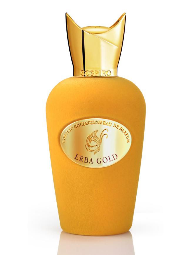 Erba Gold Sospiro Perfumes аромат аромат для мужчин и женщин 2016
