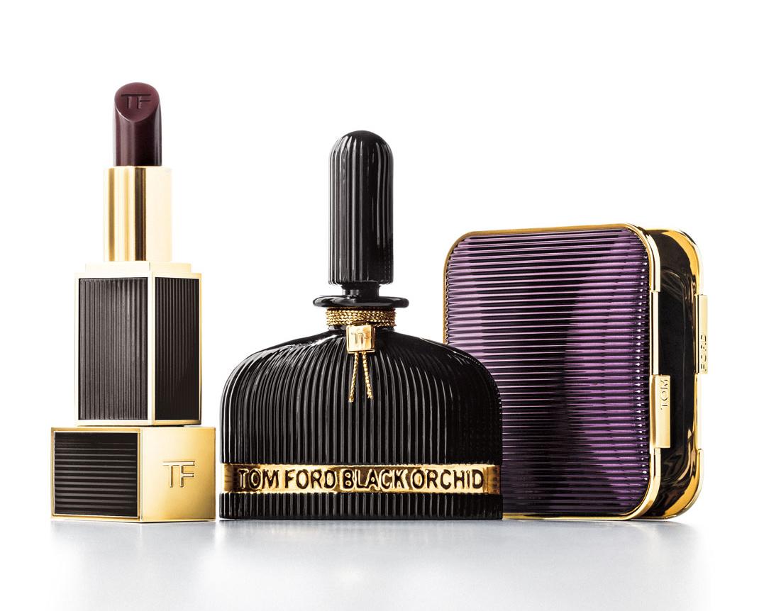 Black Orchid Perfume Lalique Edition Tom Ford perfume - a fragrância ... 8c1efc535f