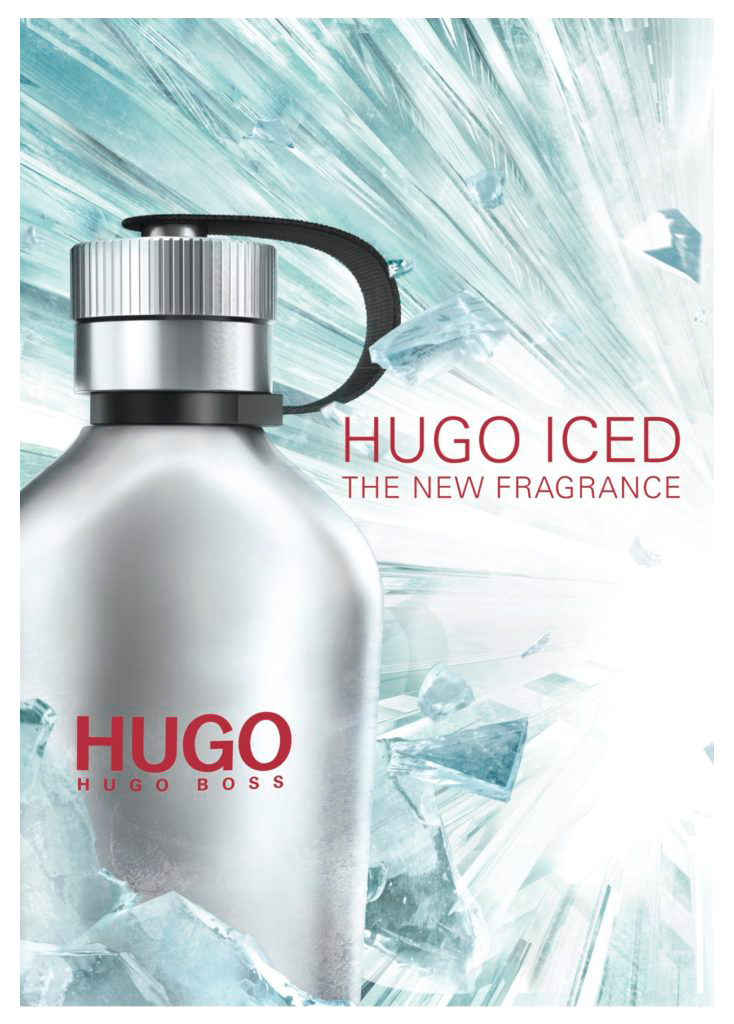 3ca56ef377 Hugo Iced Hugo Boss cologne - a new fragrance for men 2017