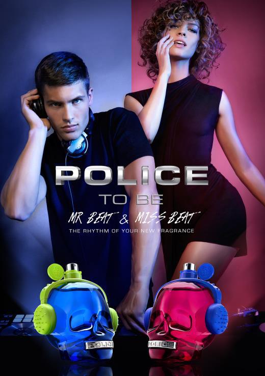 b5fbfd2e0006e To Be Mr Beat Police colônia - a novo fragrância Masculino 2017
