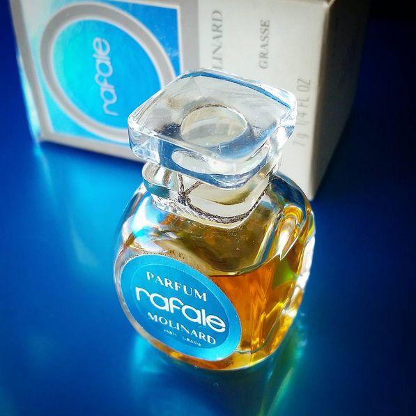 Rafale Molinard Parfum Un Parfum Pour Homme Et Femme 1977
