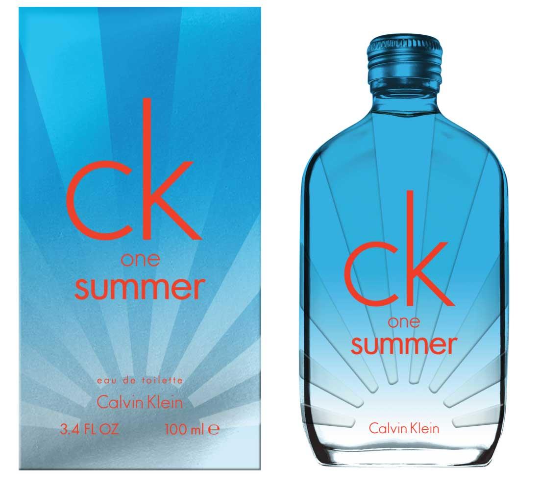 CK One Summer 2017 Calvin Klein perfume - a new fragrance for women ... 92f439cf49
