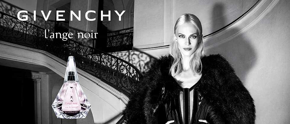 L Ange Noir Eau de Toilette Givenchy perfume - a new fragrance for ... ce224767f57ab