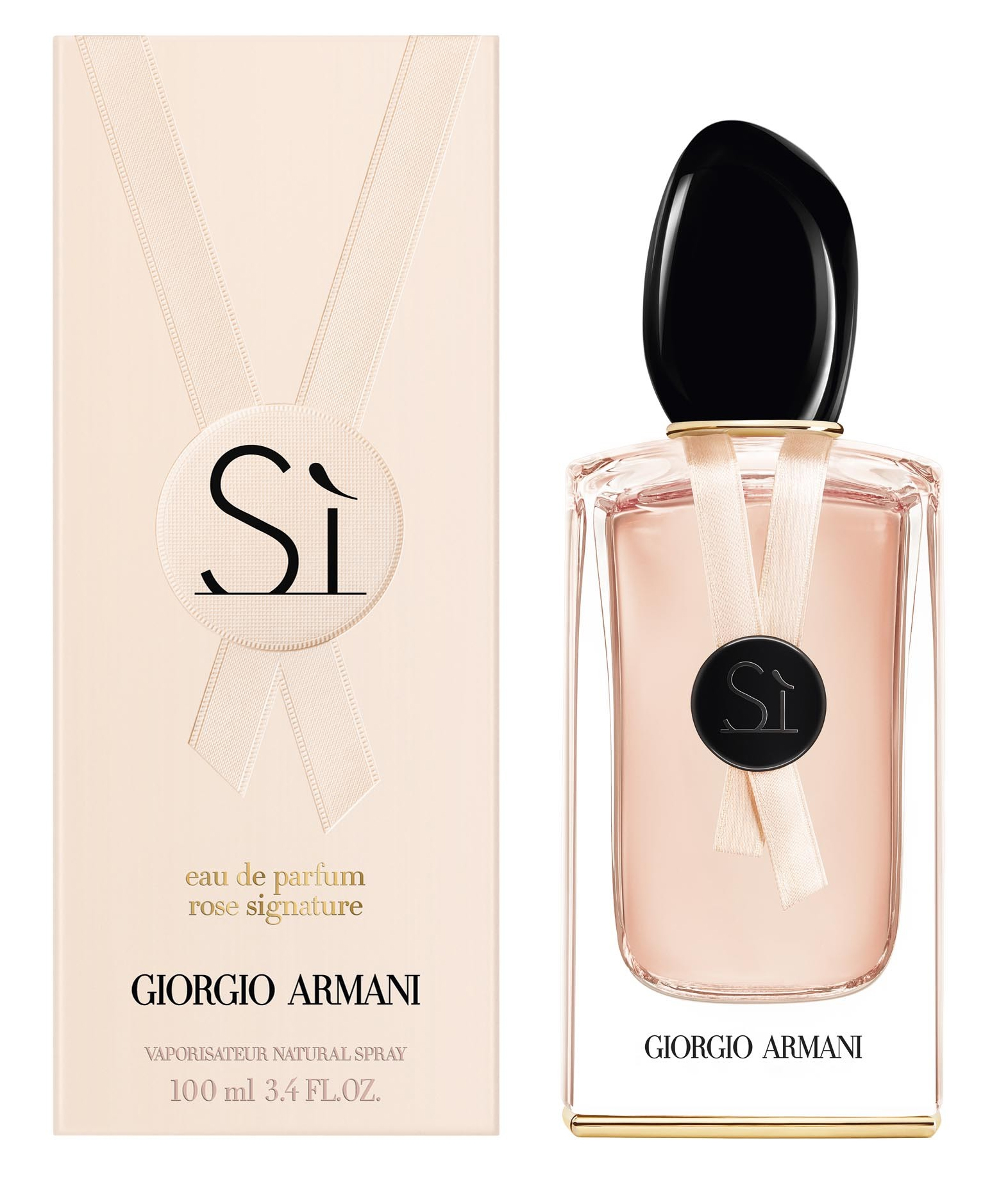8f2ba7c1051 Si Rose Signature II Eau de Parfum Giorgio Armani for women Pictures ...