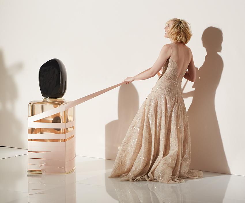 Perfume Si Eau Signature Ii A De New Rose Parfum Giorgio Armani ffO8q7