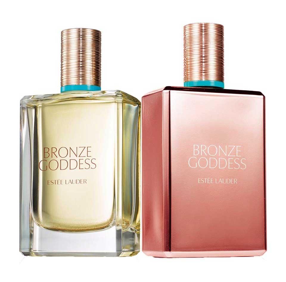 Bronze Goddess Eau De Parfum Este Lauder Perfume A New Fragrance Estee Pleasures Bloom For Women Edp 100ml Pictures