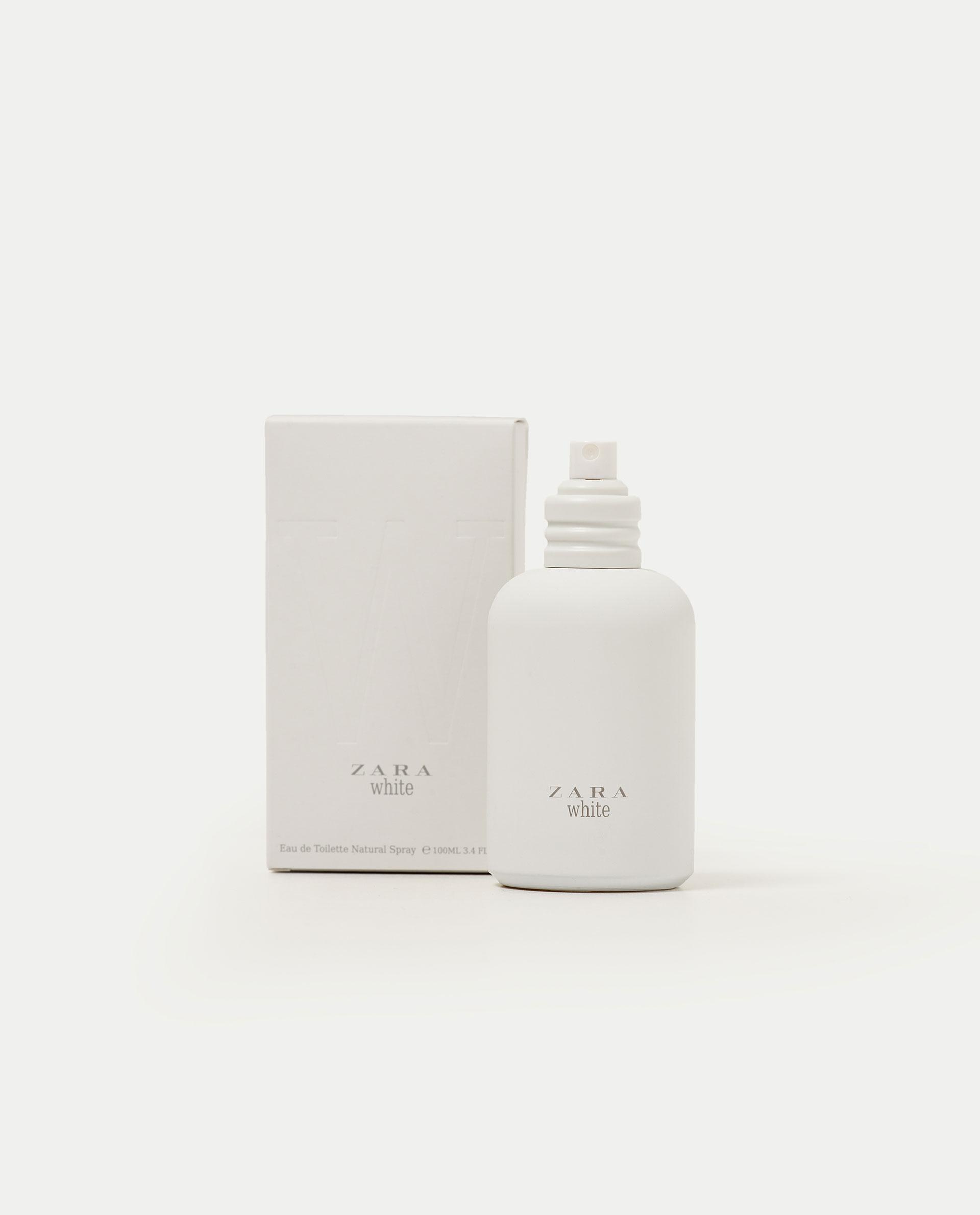 Zara White Zara Perfume A New Fragrance For Women 2017