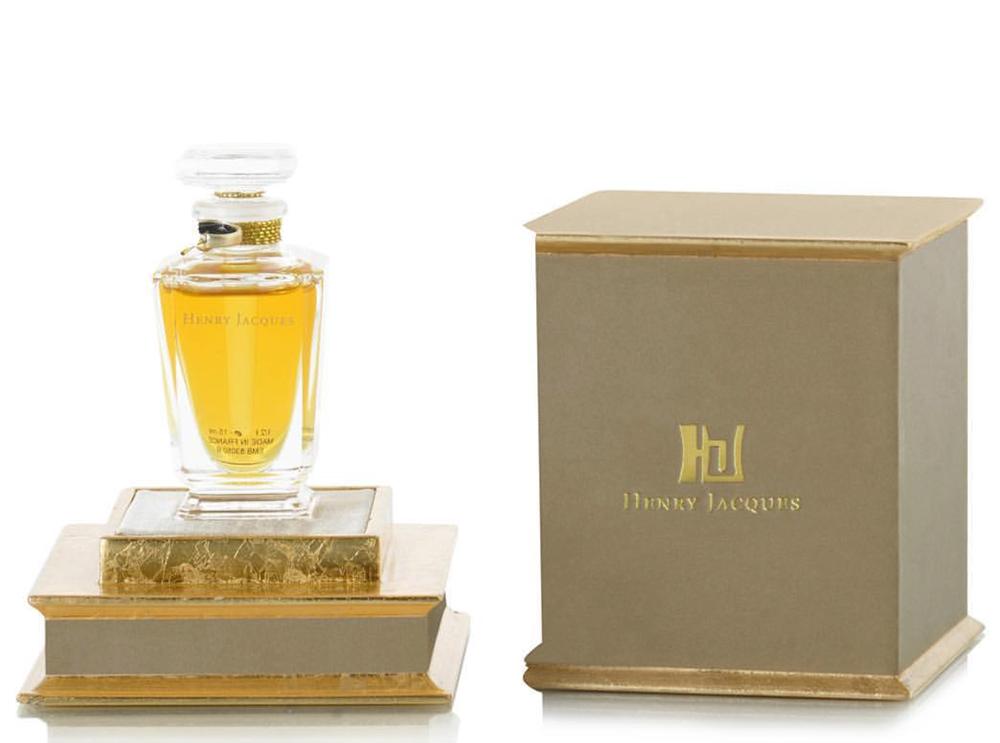 Soudain L'Hiver Henry Jacques Cologne un parfum pour homme