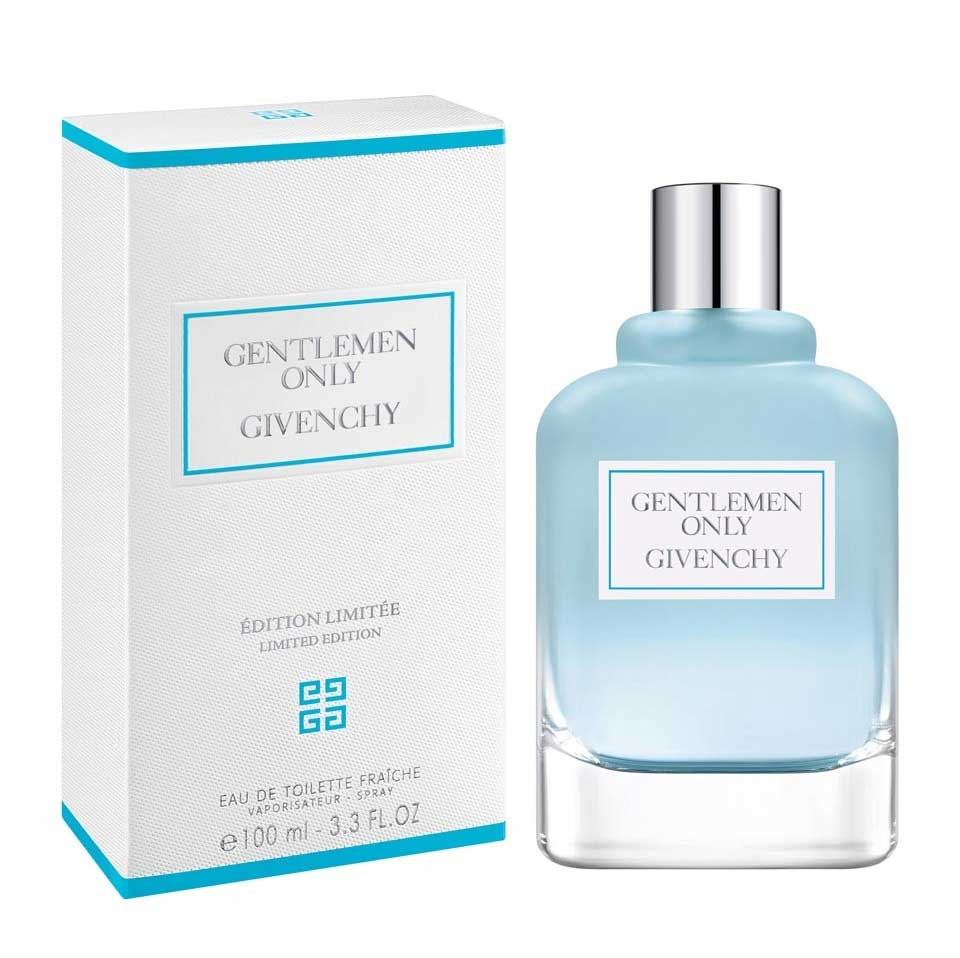 0e6776879e Gentlemen Only Fraîche Givenchy cologne - a new fragrance for men 2017