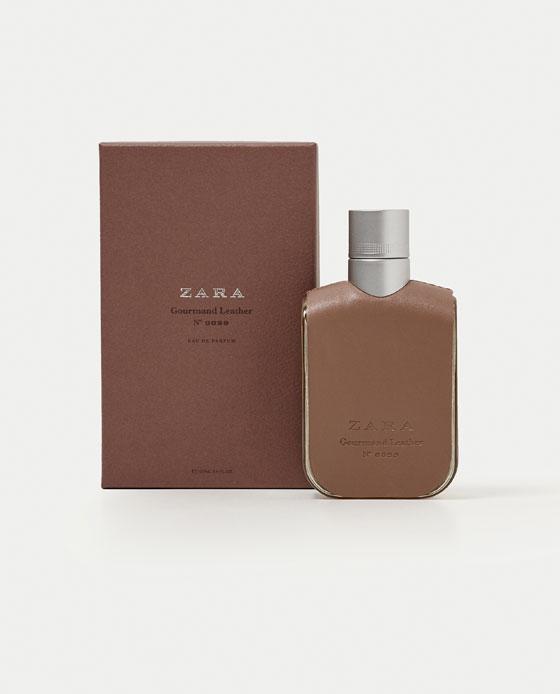 Gourmand Leather Zara Cologne Un Nouveau Parfum Pour Homme 2017