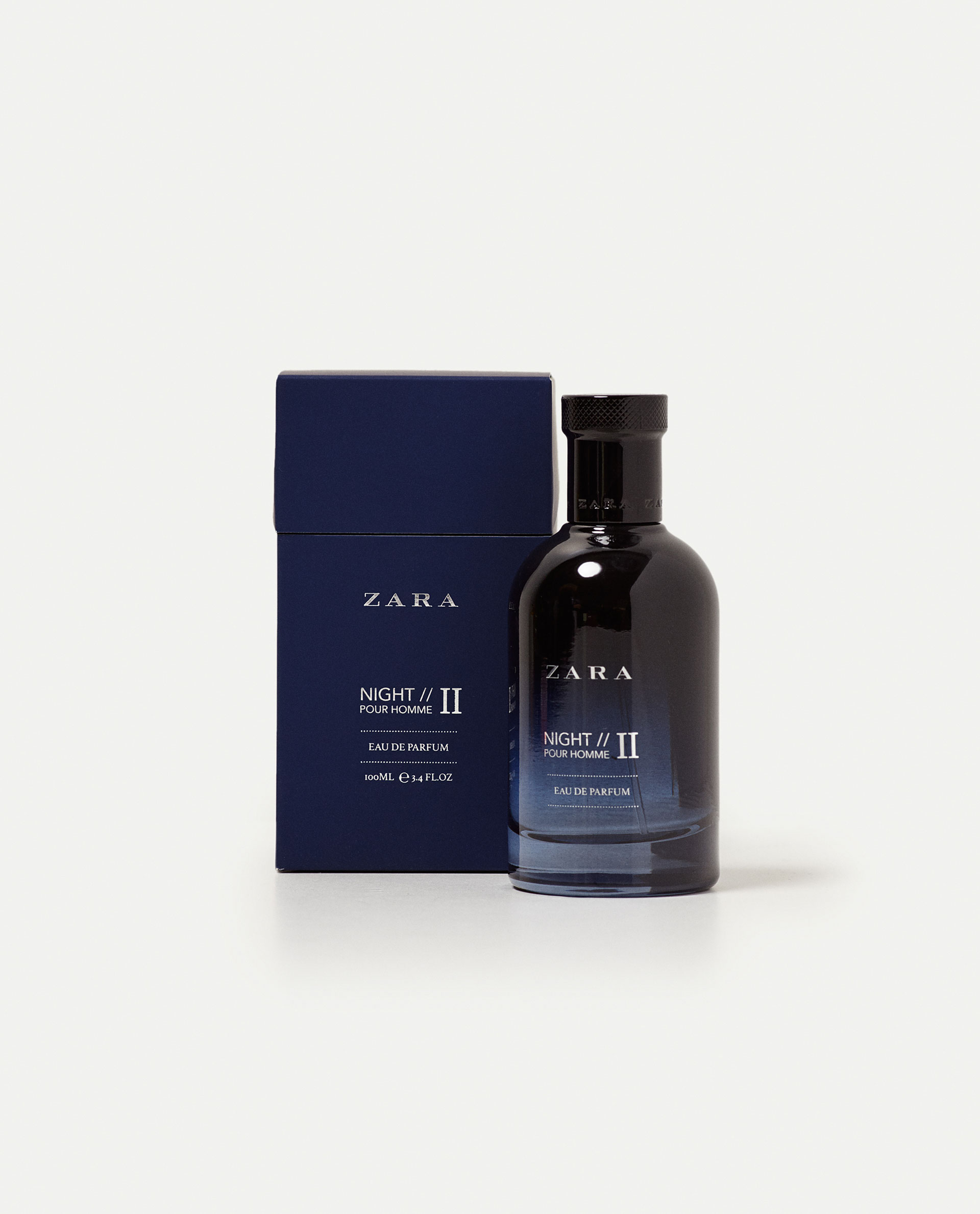 Zara Night Pour Homme Ii Cologne A New Fragrance For Men 2017 Dunhill Desire Silver M Edt 100 Ml