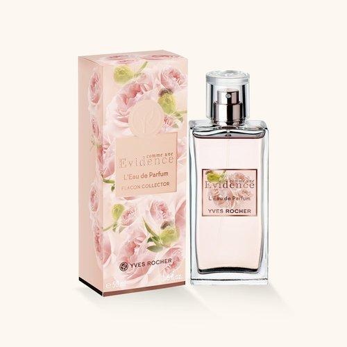 Comme Une Evidence L Eau de Parfum Yves Rocher аромат — новый аромат ... e00465a107812