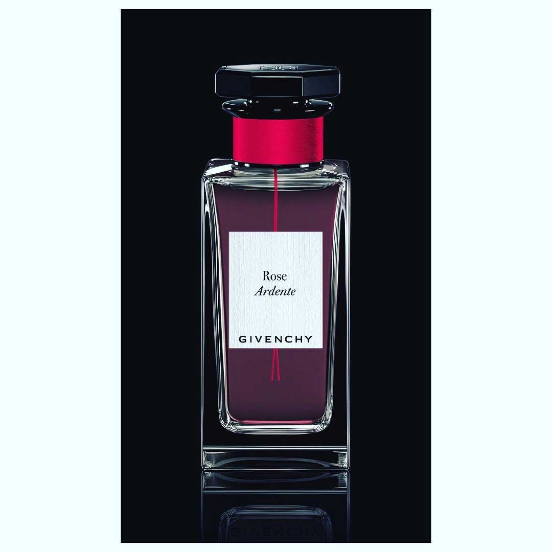 Rose Ardente Givenchy Perfume A New Fragrance For Women 2017