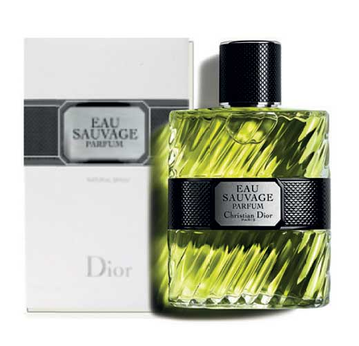Eau Sauvage Parfum 2017 Christian Dior одеколон новый аромат для