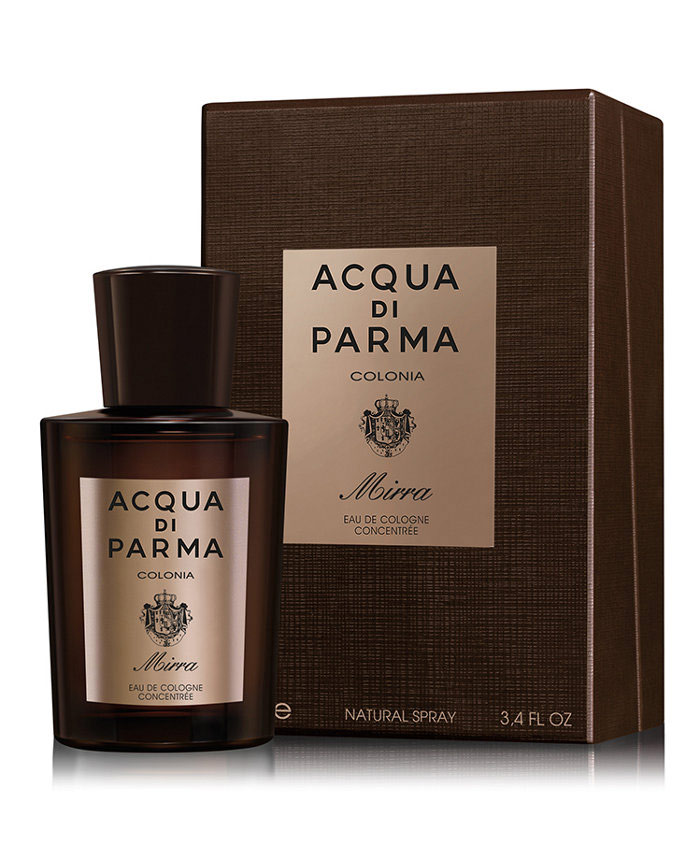 dcdd31f1a5850 Colonia Mirra Acqua di Parma cologne - a new fragrance for men 2017