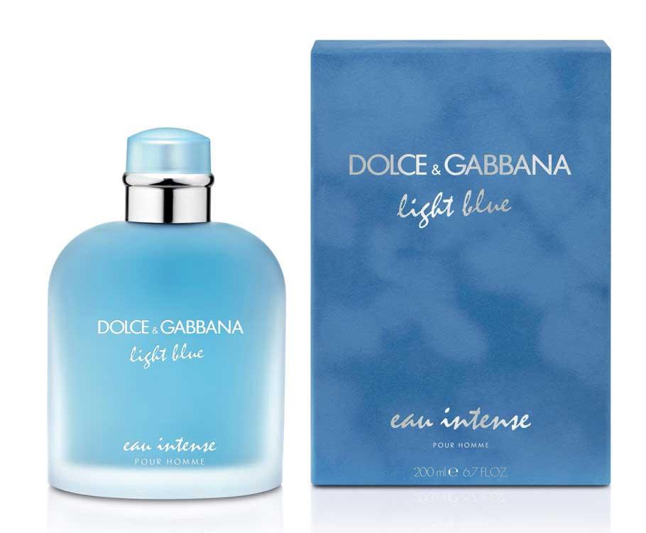 Light Blue Eau Intense Pour Homme Dolce Amp Gabbana Cologne