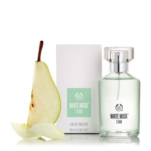White Musk L'Eau The Body Shop for women and men Pictures ...