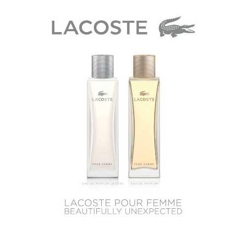 Pour Nouveau Femme Parfum Lacoste Fragrances Légère Un hdstrQC