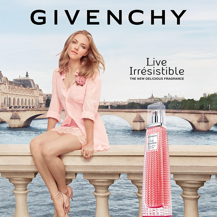 0dc6f81956b Live Irrésistible Délicieuse Givenchy perfume - a novo fragrância ...