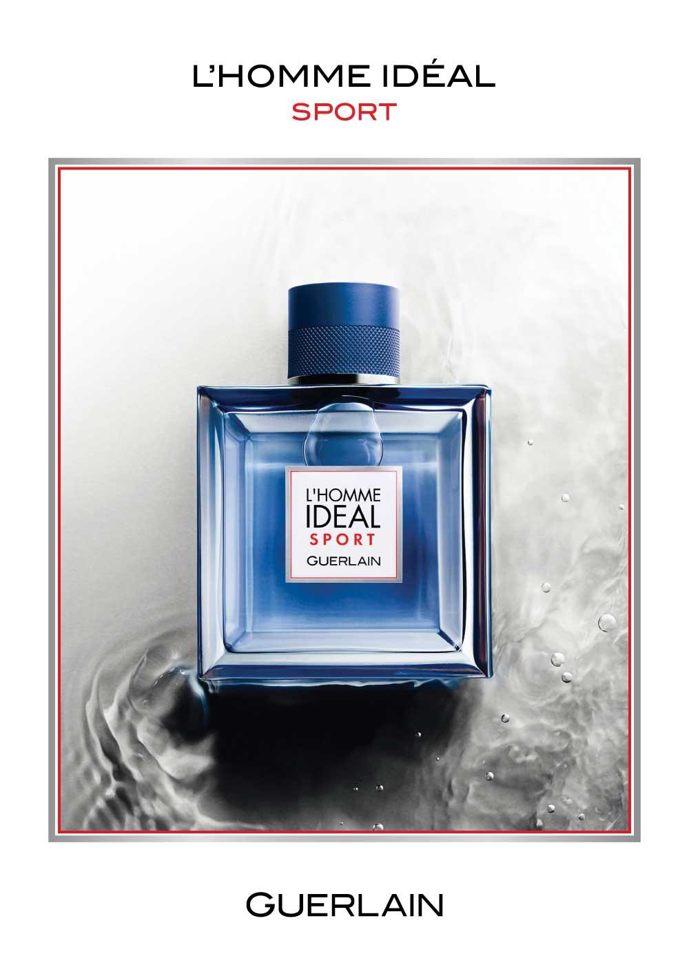 199d8a76974 L Homme Ideal Sport Guerlain одеколон — новый аромат для мужчин 2017