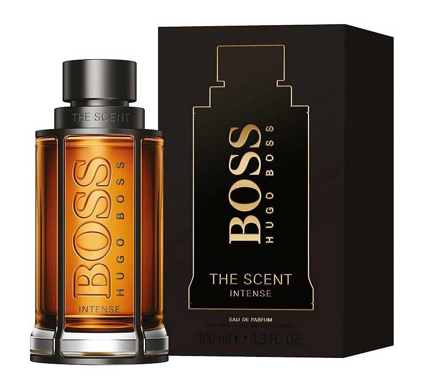 Boss The Scent Intense Hugo Boss одеколон новый аромат для мужчин 2017