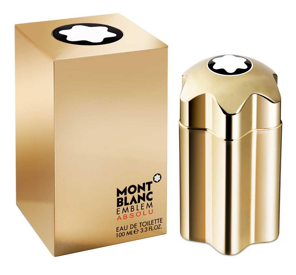 Emblem Absolu Montblanc for men Pictures