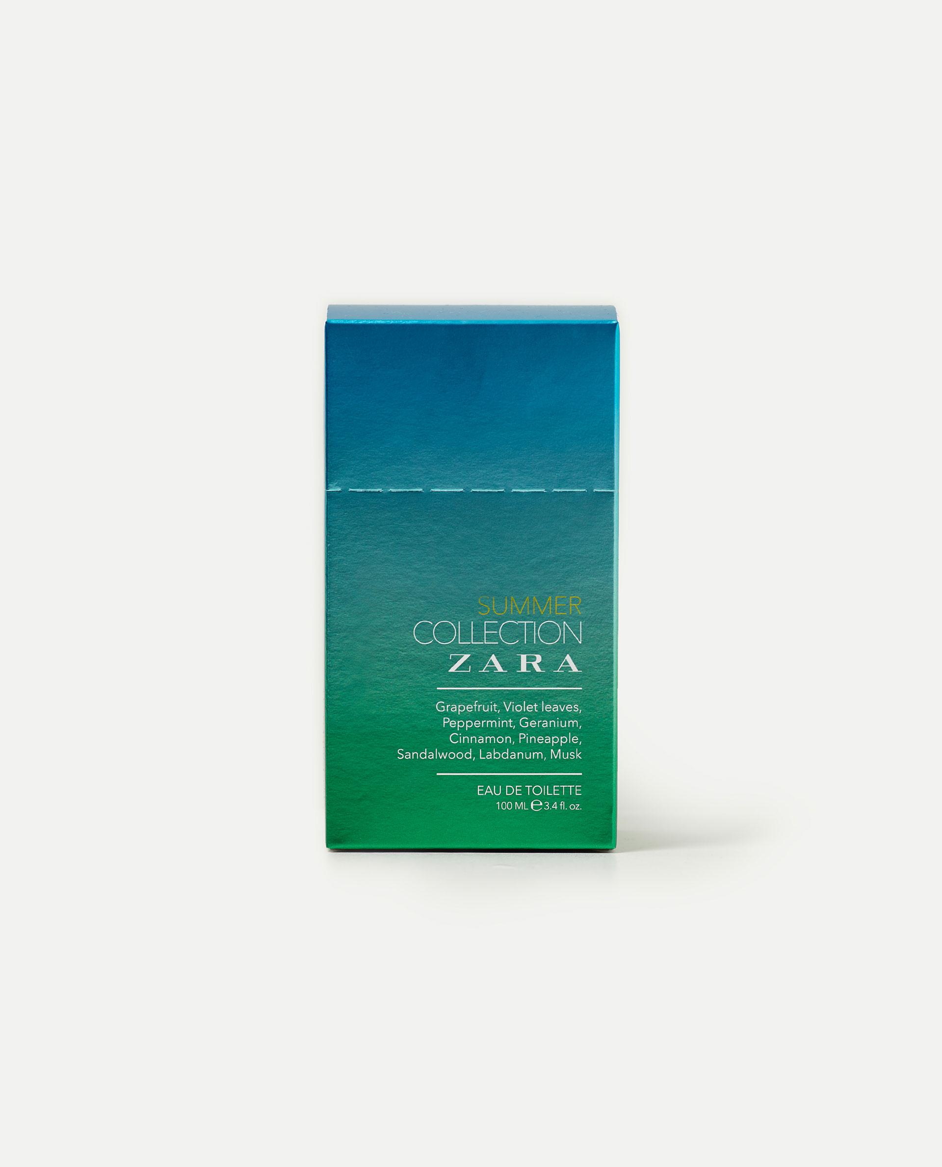 Parfum Pour Collection Zara Cologne Un Homme 2017 Nouveau Summer LjUqSpGzVM