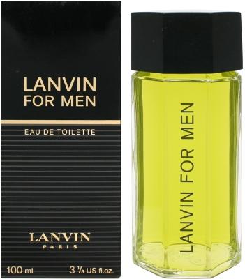 Lanvin for Men Lanvin cologne een geur voor heren 1979