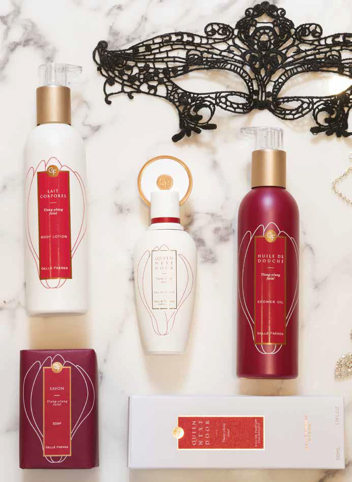 Ylang Ylang Fatal Gelle Freres Perfume A New Fragrance