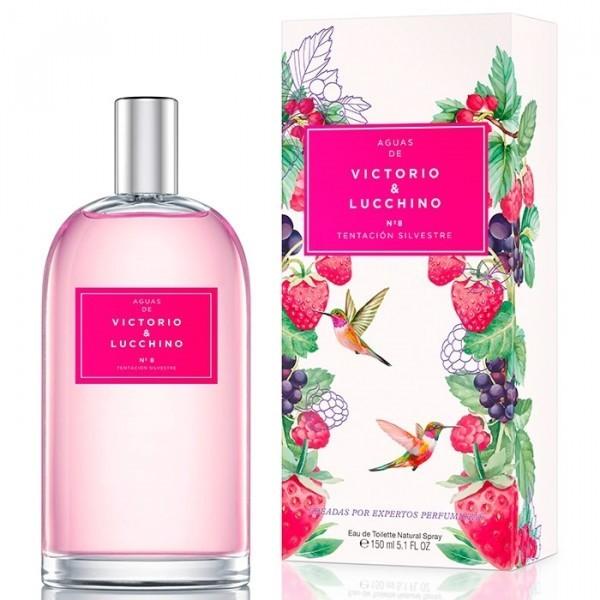 No 8 Tentacion Silvestre Victorio Amp Amp Lucchino Perfume A Fragrance For Women 2017