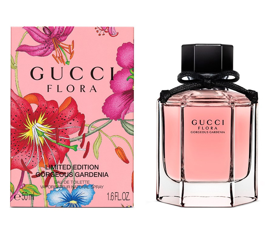 4bfde7613 Flora Gorgeous Gardenia Limited Edition Gucci for women Pictures ...