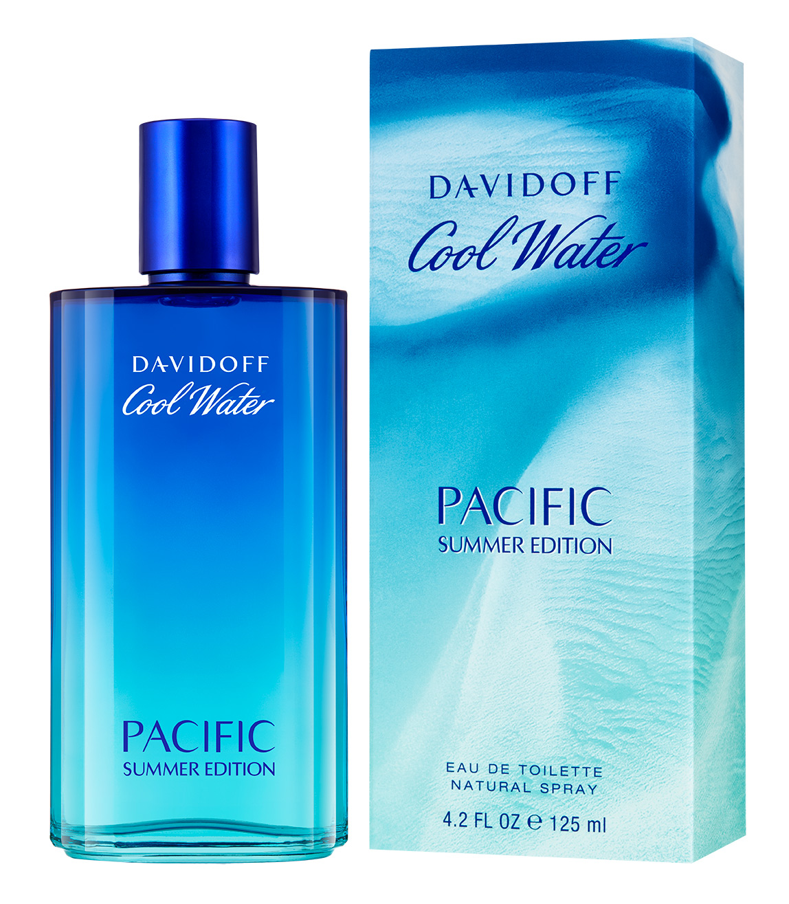 Cool Water Pacific Summer Edition For Men Davidoff Cologne A New