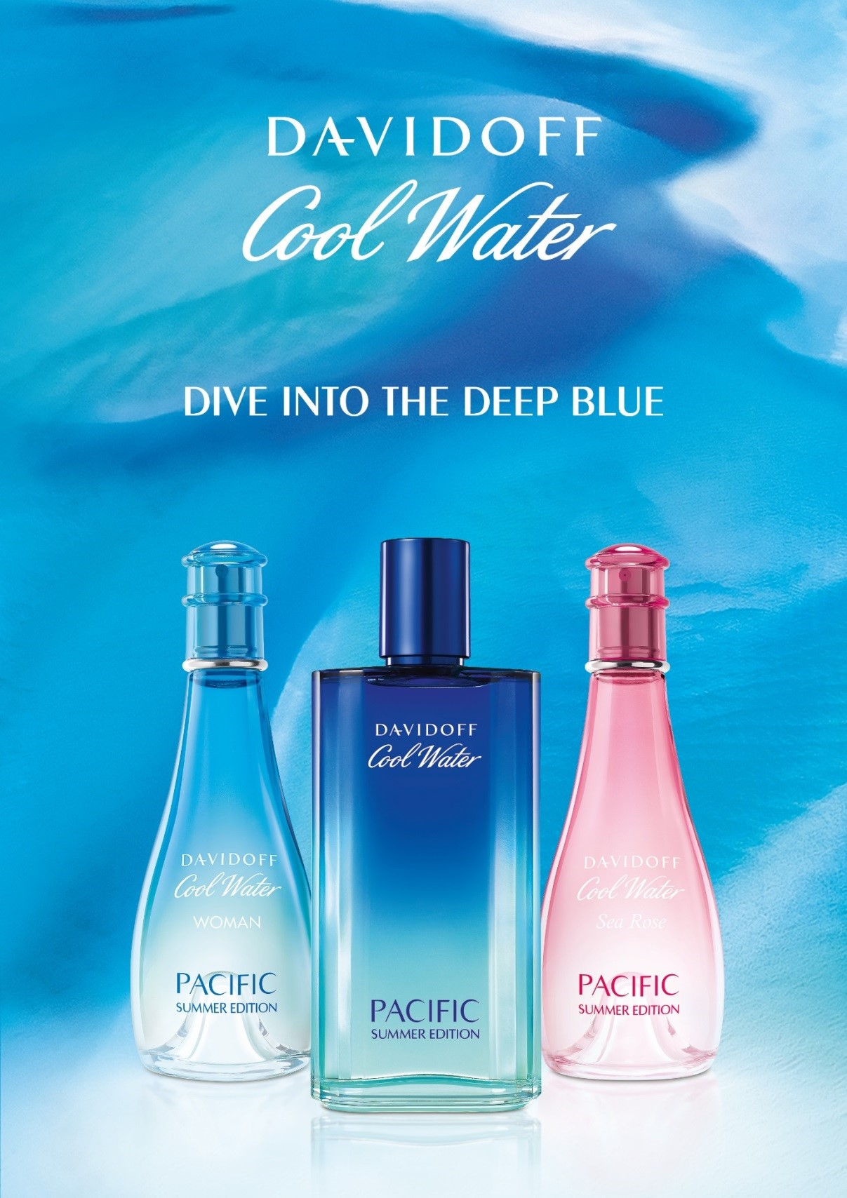 32a1f428e88 Cool Water Woman Sea Rose Pacific Summer Edition Davidoff for women  Pictures ...