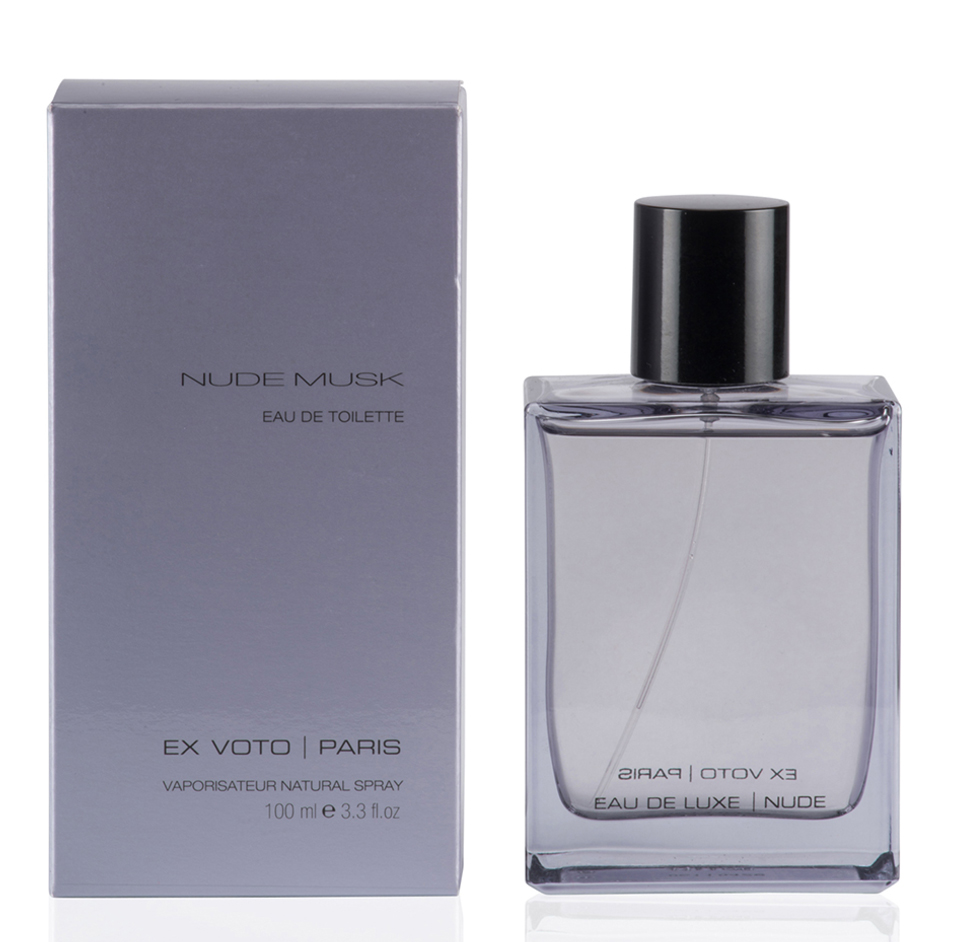 eau de luxe nude ex voto parfum un parfum pour homme et. Black Bedroom Furniture Sets. Home Design Ideas