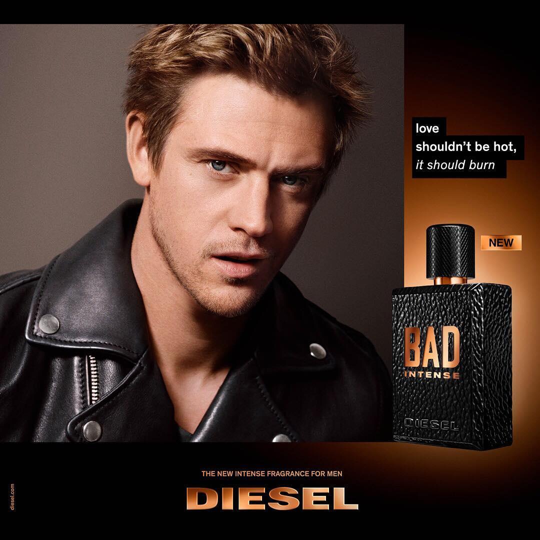 Bad Intense Diesel Cologne A New Fragrance For Men 2017