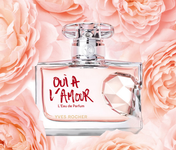 Oui A L Amour Yves Rocher Perfume A New Fragrance For Women 2017