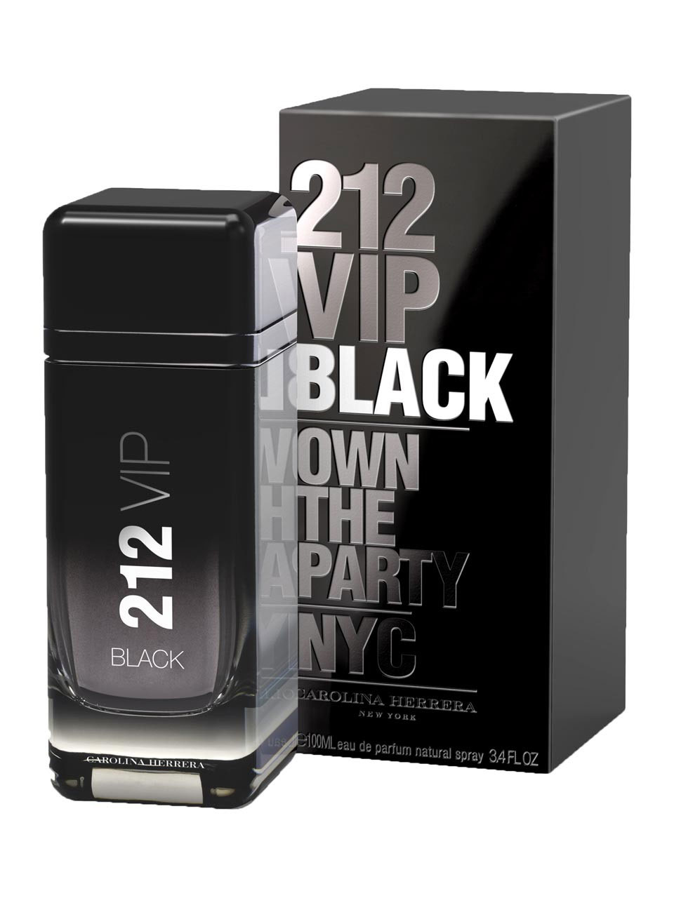 Carolina Herrera Hombres Para Black 212 Vip k8OPn0w