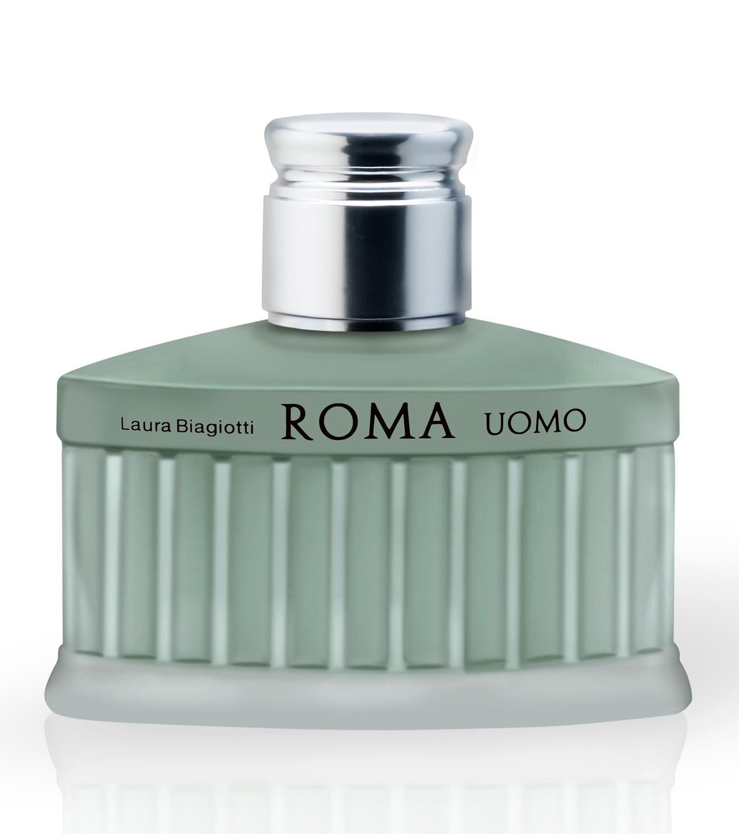 27289cd36c52 ... Roma Uomo Eau de Toilette Cedro Laura Biagiotti for men Pictures