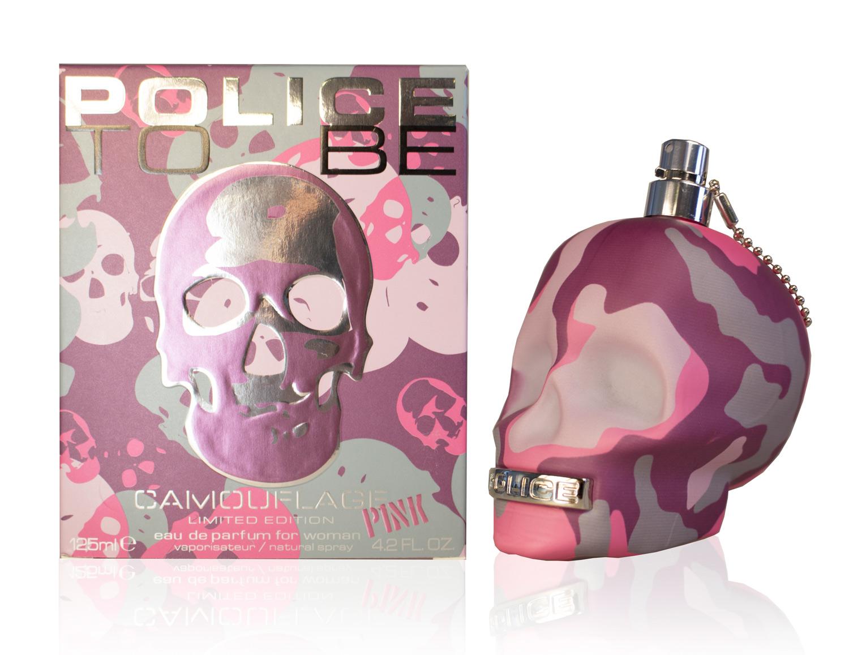 2017 Pour Parfum To Be Nouveau Camouflage Un Police Femme Pink 5jq3R4AL