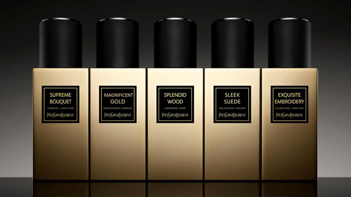 supreme bouquet le vestiaire des parfums yves saint laurent perfume a new fragrance for