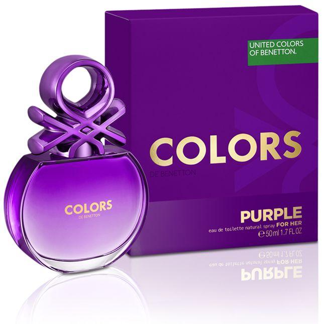 Colors De Benetton Purple For Women Pictures
