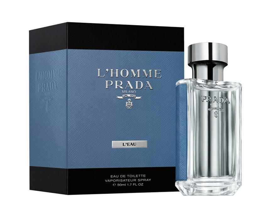 0a3014e798 Prada L'Homme L'Eau Prada cologne - a new fragrance for men 2017