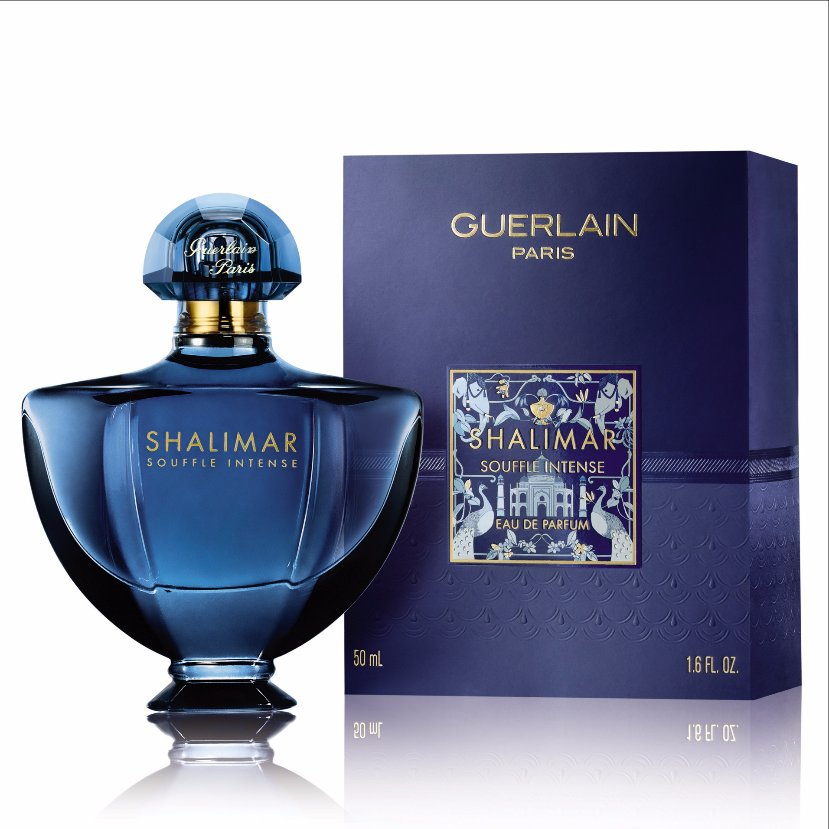 Shalimar Souffle Intense Guerlain аромат новый аромат для женщин 2017