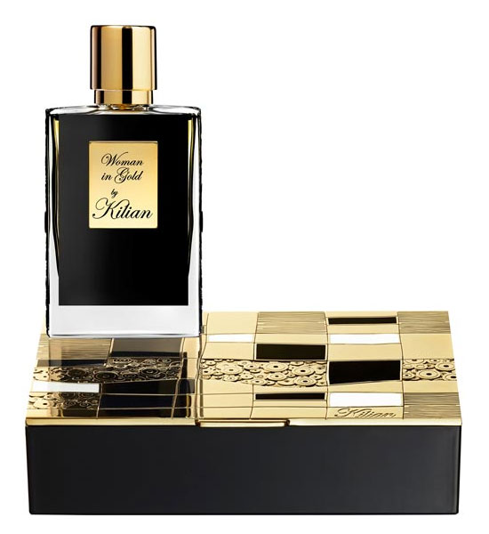 Woman In Gold By Kilian Perfume A New Fragrance For Women 2017