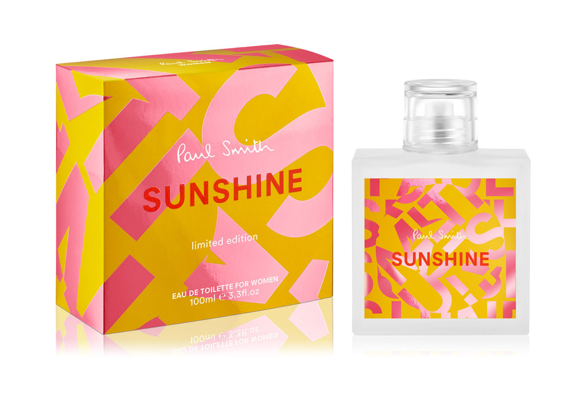For Women Paul Smith 2017 Sunshine Un Nouveau Parfum thdxBQsCr