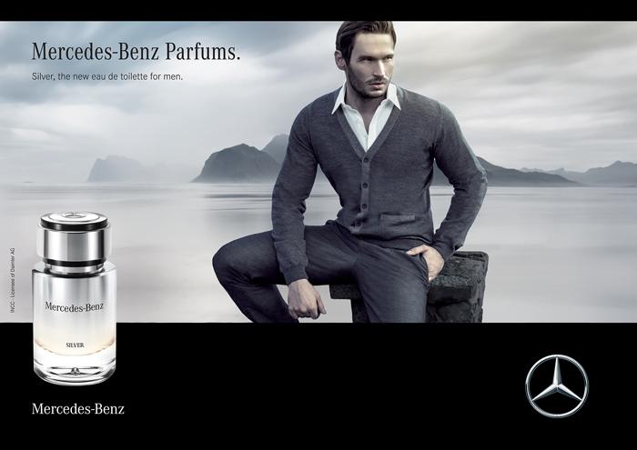 b11916f219 Mercedes-Benz Silver Mercedes-Benz colônia - a novo fragrância ...